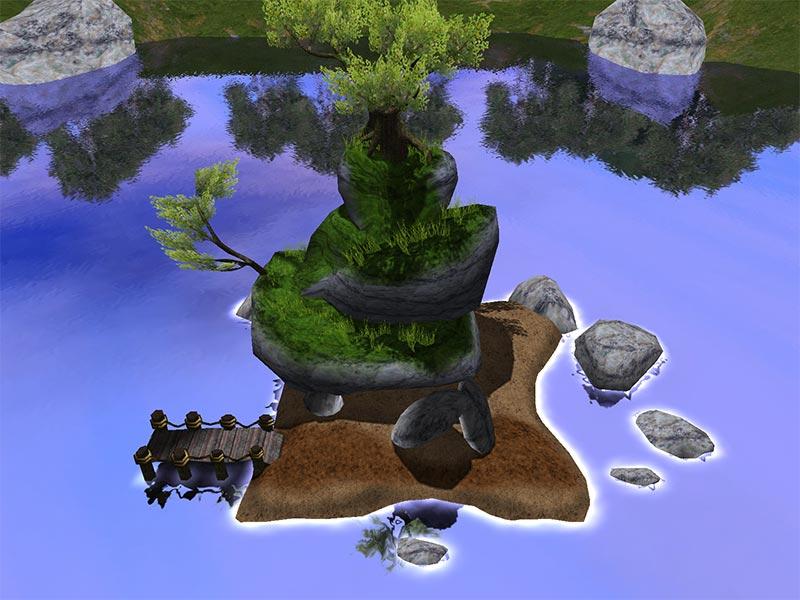 Free Tree 3D Screensaver 2.0.2 full